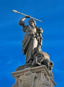 15. estatua Maria Pita